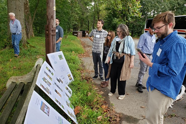 County Stormwater Project Tour - Summer 2019
