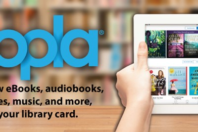 Hoopla Digital Service Now Available