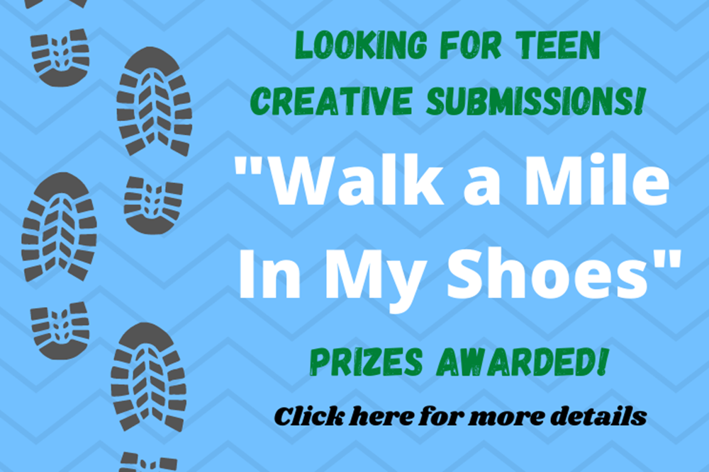 Teen Walk a Mile Slider